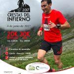 Abierto el plazo de inscripción para participar en el trail Crestas del Infierno 2017
